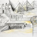 rysunkowe studium architektury