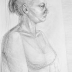 Rysunek portretu