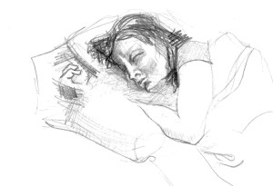 Jak rysować studium postaci, jak rysować postać? [cz. II Szkic]
