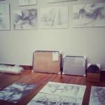 Wystawa RYSUNEK MALARSTWO ARCHITEKTURA