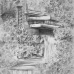 architektura_praca wykonana podczas kuru rysunku
