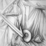 natura_praca wykonana podczas kursu rysunku
