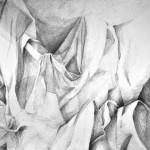 tkanina_praca wykonana podczas kursu rysunku