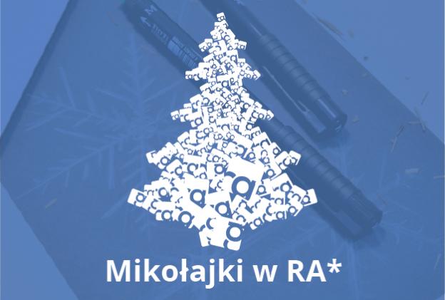 10 grudnia w naszej szkole rysunku Mikołajki! Zapraszamy naszych absolwentów oraz uczniów RA. W planie  projektowanie i wykonanie ozdób świątecznych, wspólne  ubieranie choinki i świąteczne wypieki made by RA :) :)