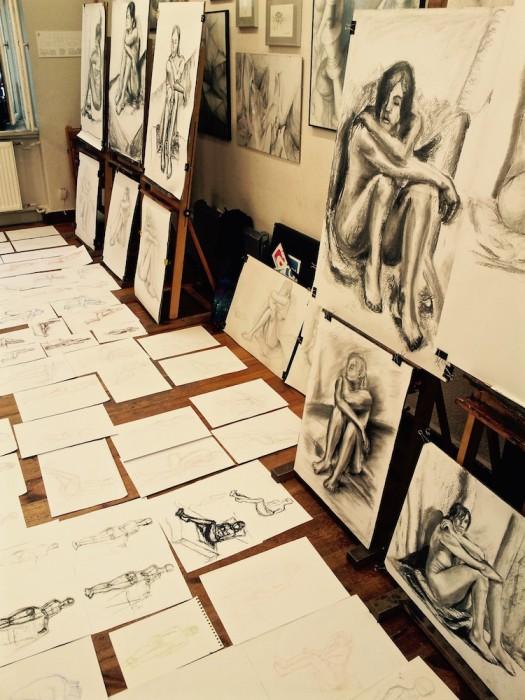 korekta rysunków w RysunekArchitektura