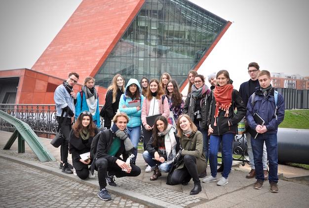ArchiTrip Gdańsk 2017 – dwa dni intensywnego zwiedzania, prawdziwa lekcja architektury, a do tego szkice – był czad! ^^