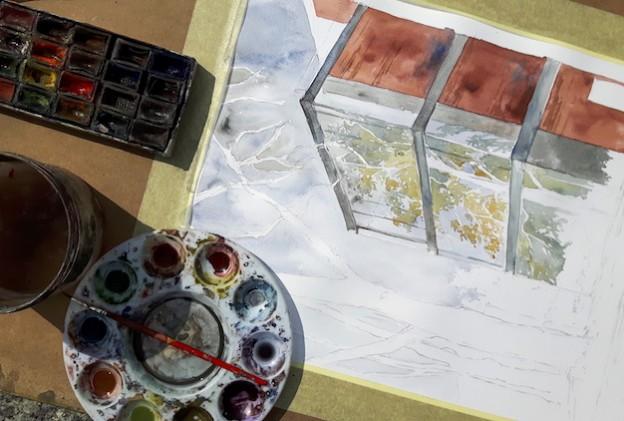 Kurs rysunku i malarstwa oraz Warsztaty plastyczne RA – nowe grupy od września i października 2017 – nie przegap!