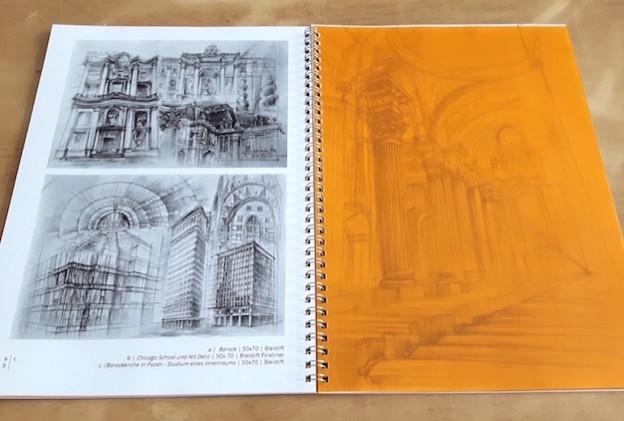 Chcesz studiować architekturę za granicą? Pomożemy Ci wykonać profesjonalne portfolio – od prac, przez projekt do wydruku :) :)