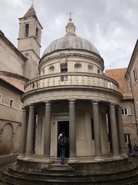 Tempietto, Rzym, Donato Bramante, 1502