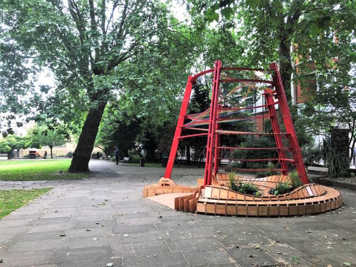 Next Generation Design Pavilion, Londyn, Grimshaw, 2018