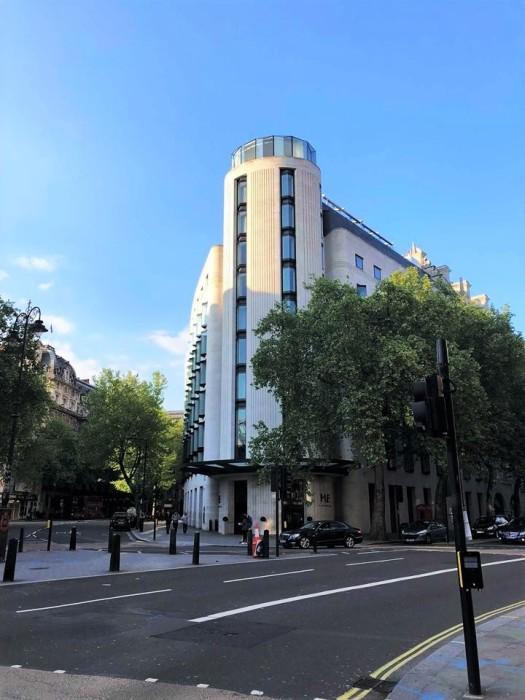 ME Hotel, Londyn, Foster + Partners, 2013