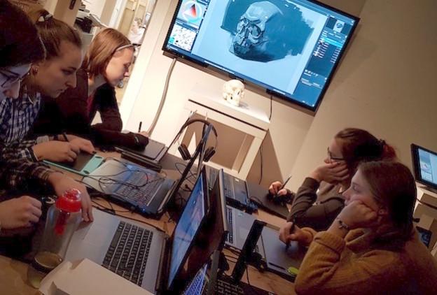 Digital painting w RA! Kurs rysowania na tablecie graficznym dla różnych grup wiekowych już w sierpniu!