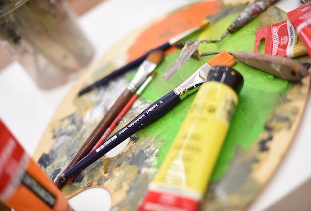 Szukamy nauczyciela hobbystycznych warsztatów artystycznych do naszego zespołu RA :)