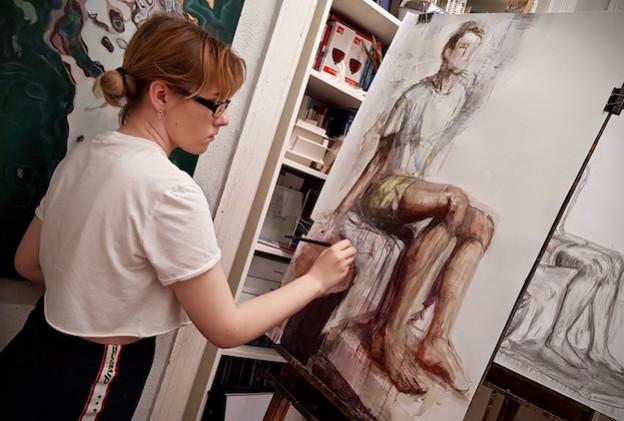 Trwa rekrutacja RA! Dołącz na kurs rysunku i malarstwa teraz lub zacznij w nowej grupie od października!