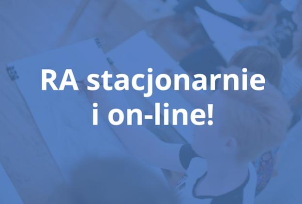 RA stacjonarnie i on-line! Kursy rysunku i malarstwa oraz warsztaty artystyczne od teraz dla chętnych również w trybie zdalnym :)